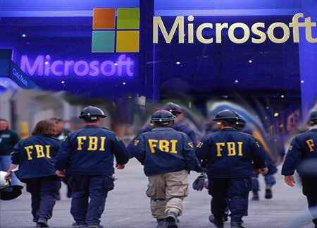 FBI, Microsoft launched assault on global cyber crime ring