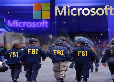 Microsoft FBI