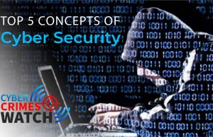 concepts of cyber security