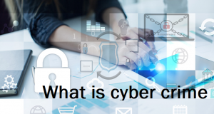 what is cyber crime